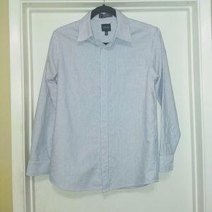Arrow boys 16 button-collar shirt